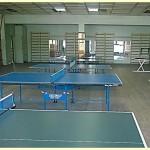 Спортивный зал учебно-спортивного комплекса