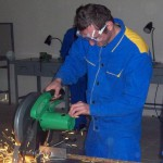 Учебная практика в мастерских