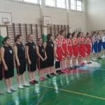 Первенство города по баскетболу в залах учебно-спортивного комплекса